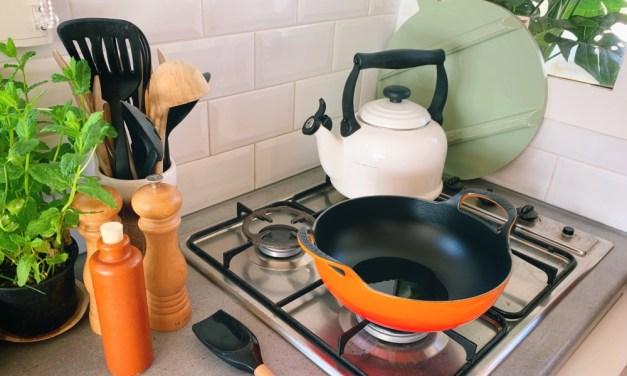 Easy zomerrecepten | kip boursin (met groente en rijst)