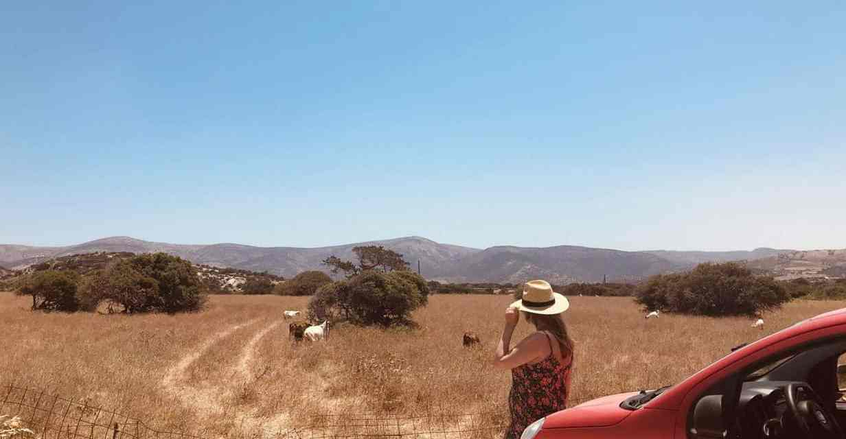 Naxos roadtrip – route 2