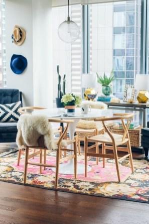wishbone chairs