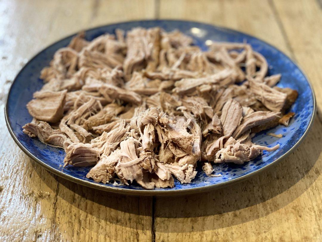 varkenshaas voor ramen bowl