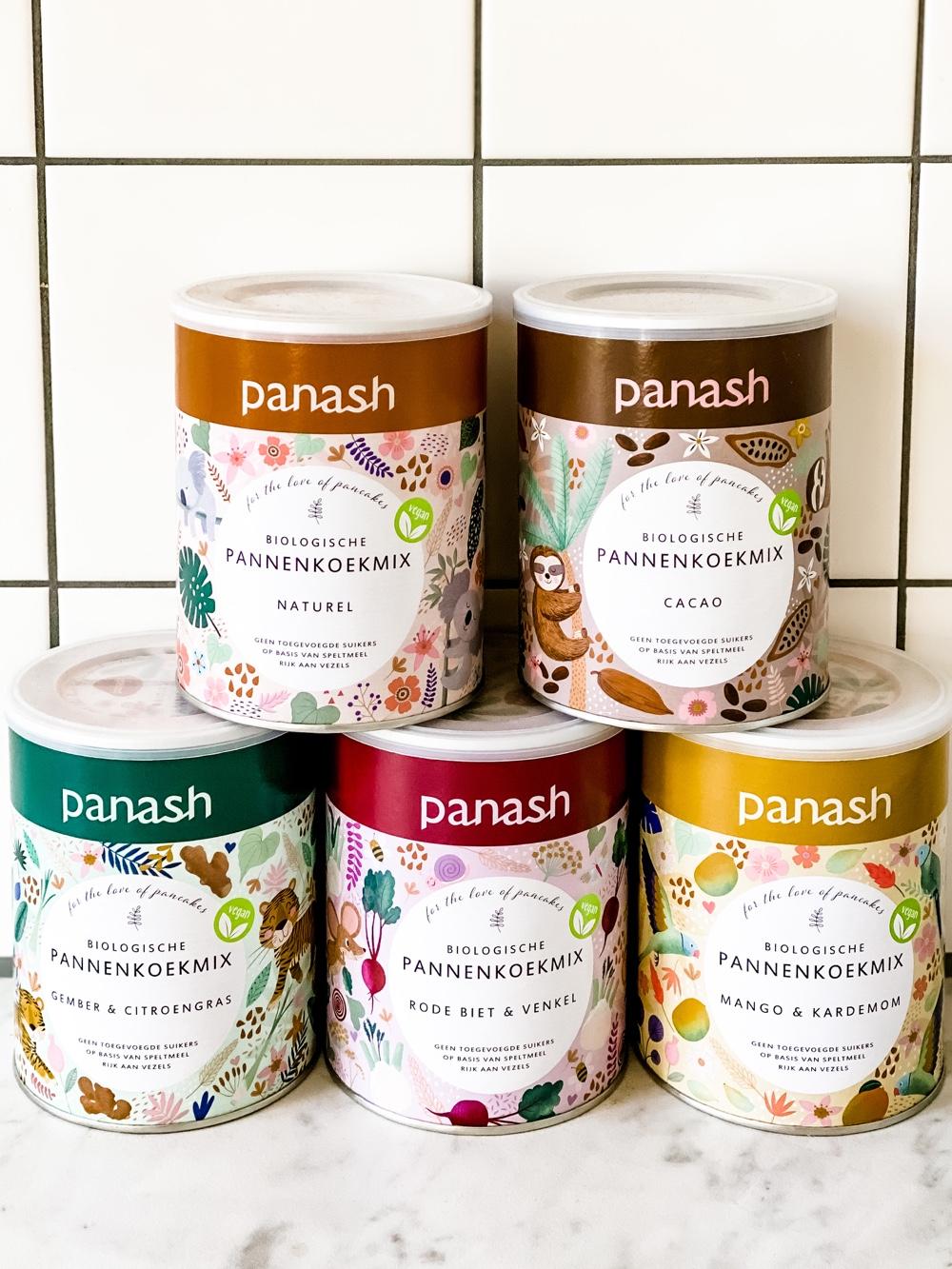 pannenkoekenmix van Panash