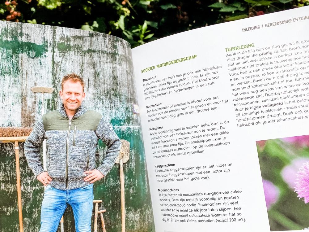 tuinboek boer Tom