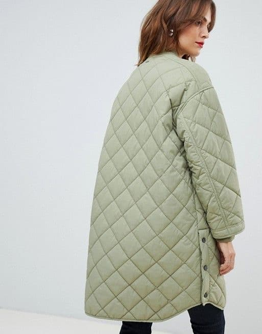 quilted jas