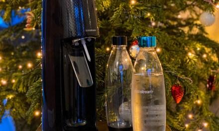 Winnen: 2x SodaStream spirit neon metal blue