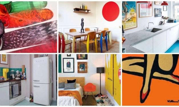Weekend finds #26 | 20x kleurrijke wooninspiratie