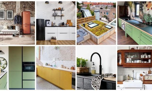 Keuken moodboard | inspiratie voor onze nieuwe keuken