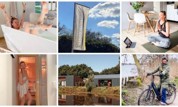#wegineigenland | luxe vakantiehuisje in Gooilanden