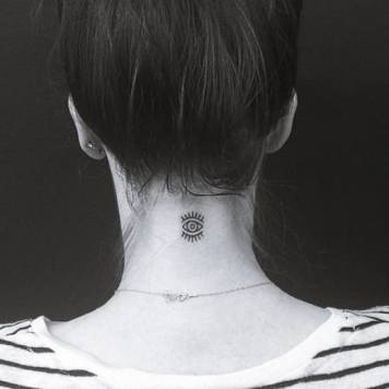 evil eye tattoo meaning
