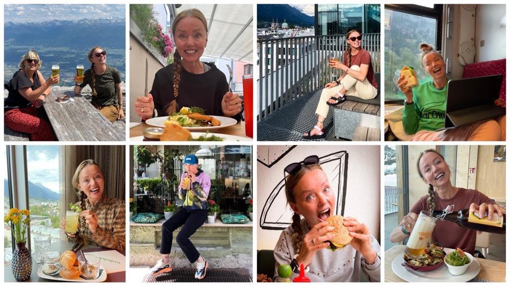 Eten in Oostenrijk