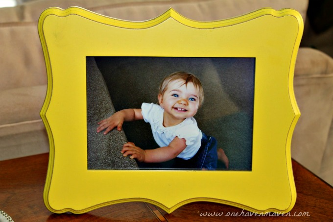 yellow-picture-frame