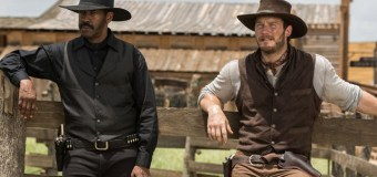 """Made in New Mexico Movie Trailer: """"Magnificent Seven"""""""