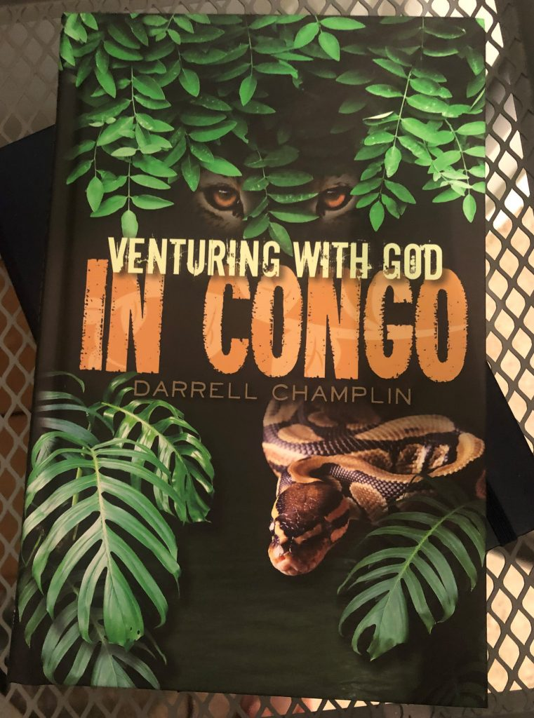 Book Review- Venturing with God in Congo