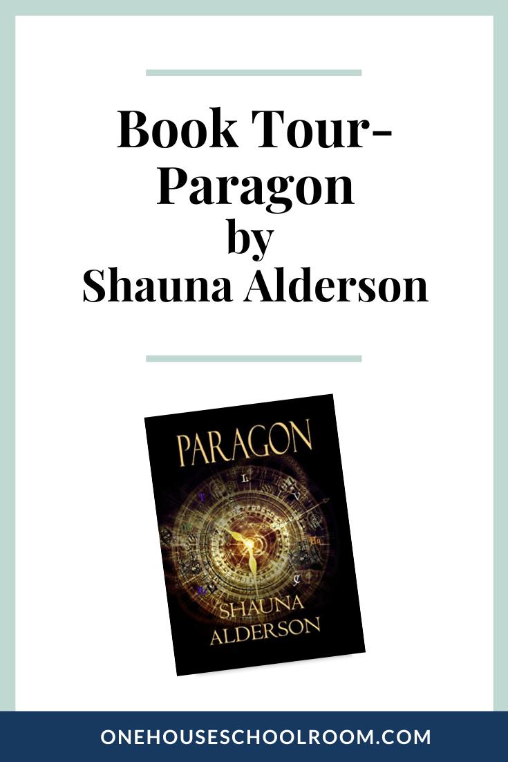Book Tour- Paragon by Shauna Alderson