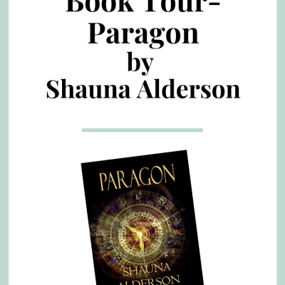Book Tour- Paragon by Shauna Alderson