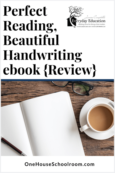 perfect reading beautiful handwriting review