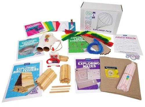 PITSCO Education STEM Explorer Pack