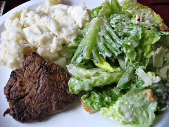 beef medalion recipe
