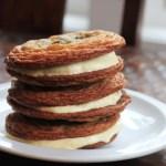 Recipe: Chocolate Chip Ice Cream Sandwiches