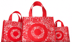 target earth day free bag