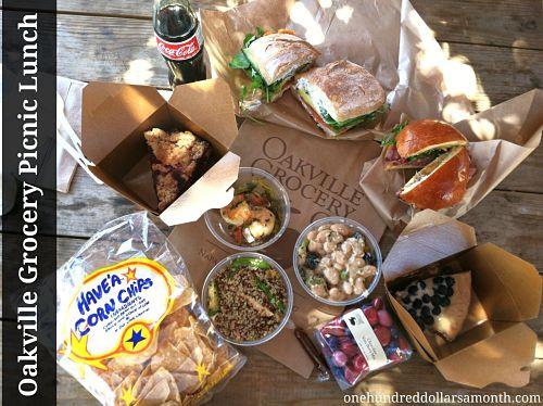 Oakville Grocery Napa Valley Califonia
