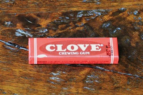 clove gum