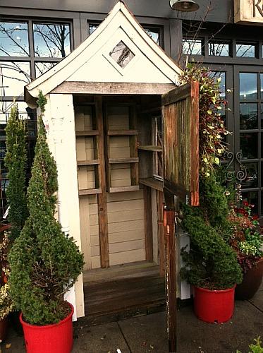 Garden Sheds Seattle garden shed inspiration - ravenna gardens seattle - one hundred