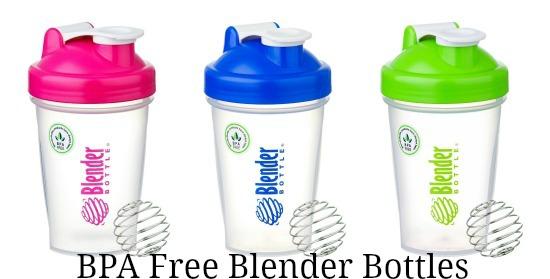 blender bottles