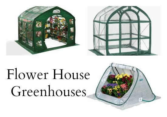 flower house greenhouse