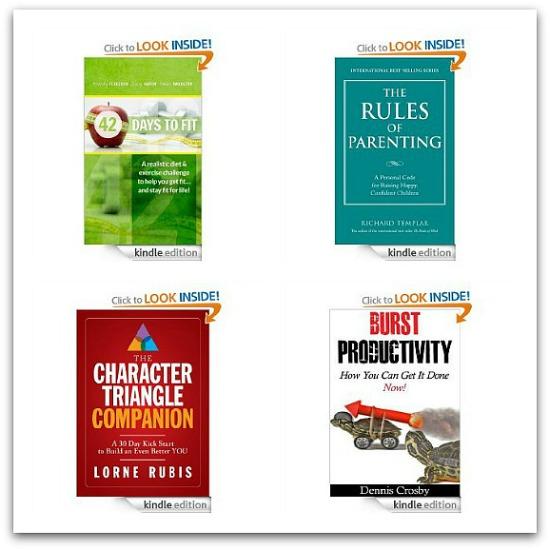 free kindle self help books