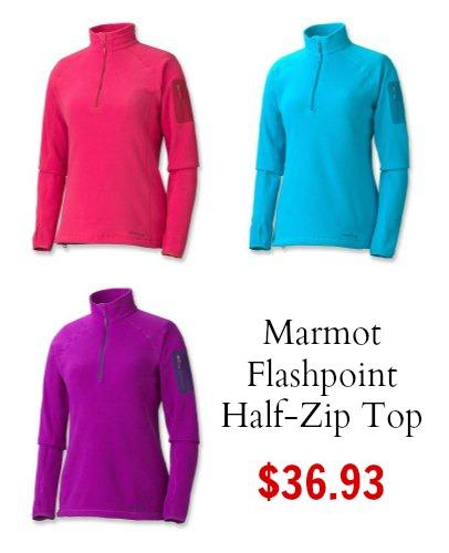 Marmot Flashpoint Half-Zip Top