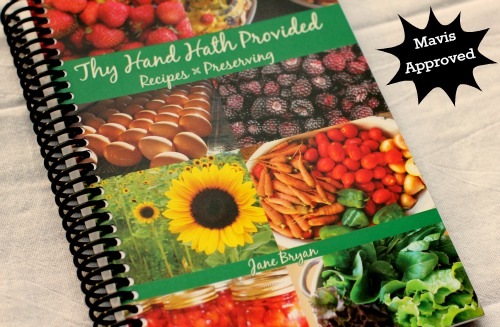 Thy-Hand-Hath-Provided-Recipe-Book