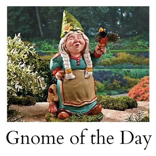 girl gnome
