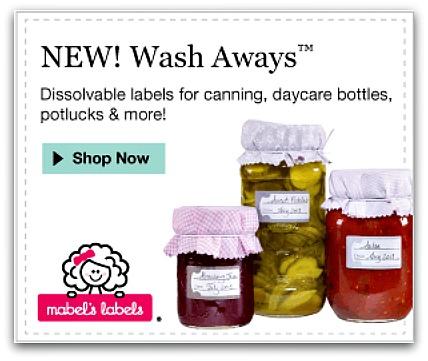 mabels labels washable canning labels