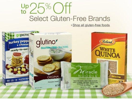 gluton free coupons