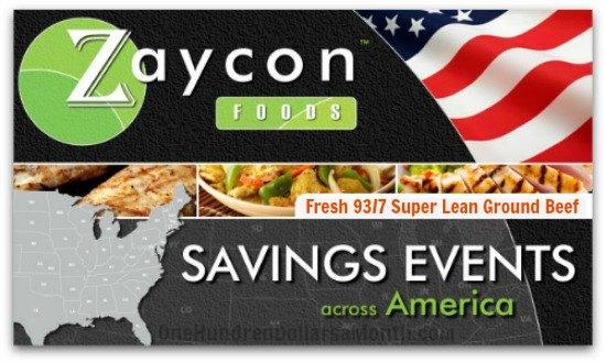 zaycon foods Fresh Super Lean Ground Beef