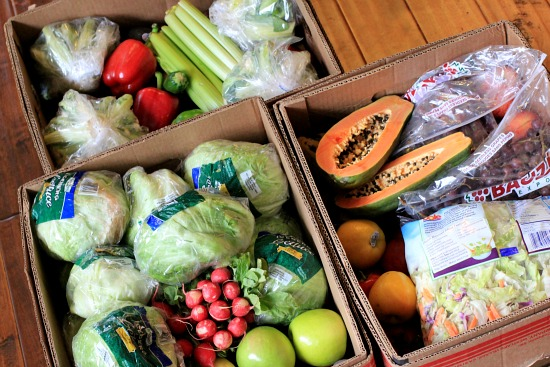 free-produce