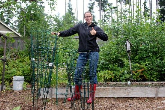 garden cages