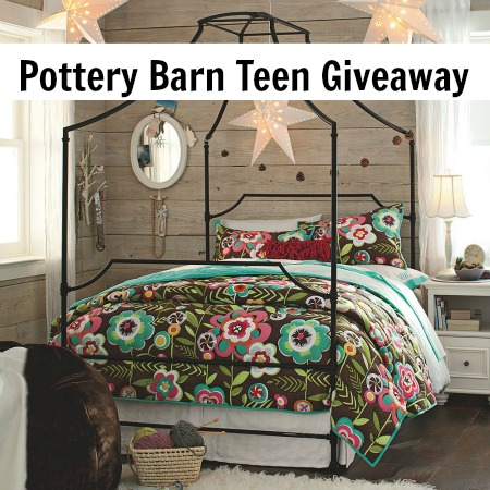 pottern barn teen sweepstakes
