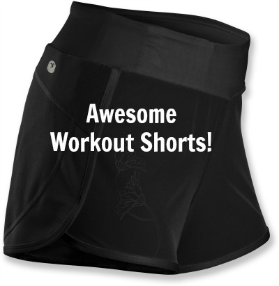 the best workout shorts
