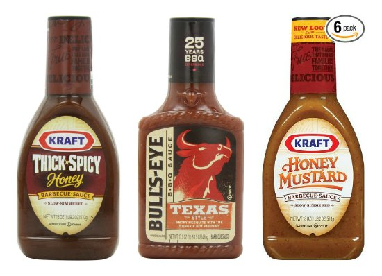 BBQ Sauce Coupons