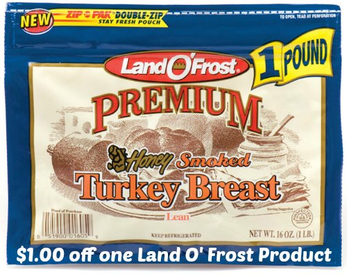 Land O' Frost coupons