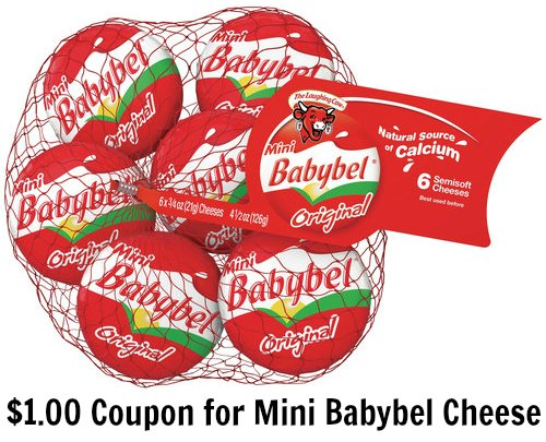 Mini Babybel Cheese product
