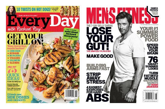 men's fitness magazine coupon