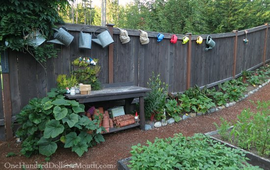 vegetable garden boxes