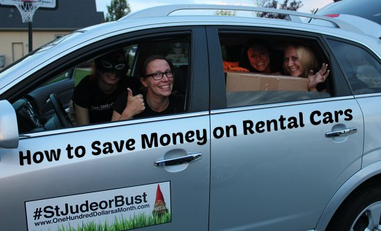 How to Save Money on Rental Cars