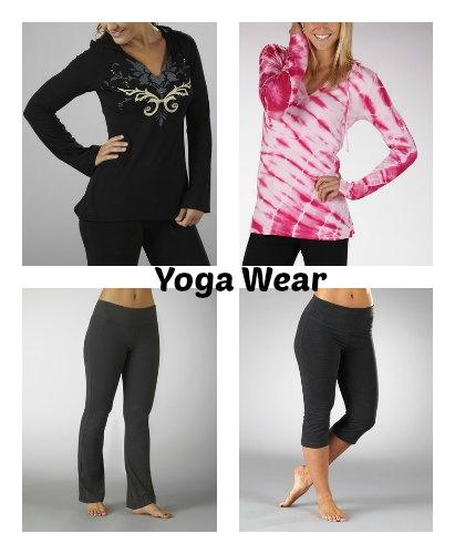 cool yoga clothing