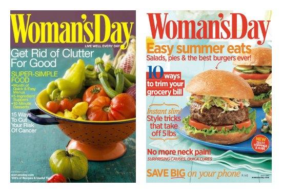 woman's day magazine