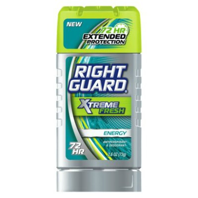 Right Guard Xtreme Products coupon