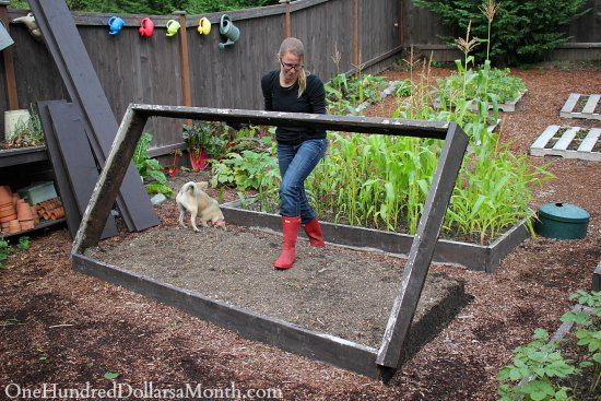 how to build garden boxes