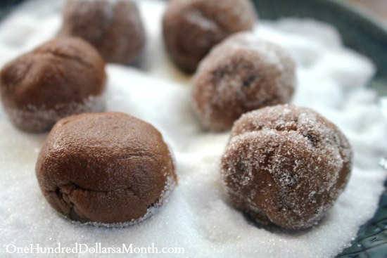 Double-Chocolate Brownie Bites